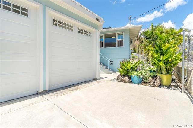 1530 Ainakoa Avenue, Honolulu, HI 96821 (MLS #202121203) :: Island Life Homes