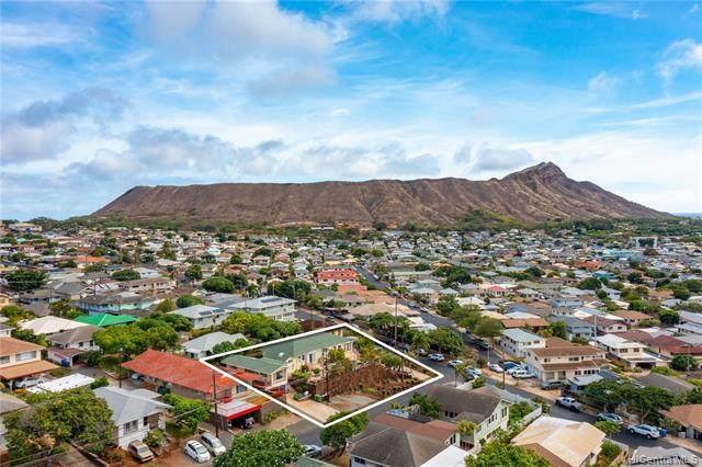 601 8th Avenue, Honolulu, HI 96816 (MLS #202121214) :: Team Lally