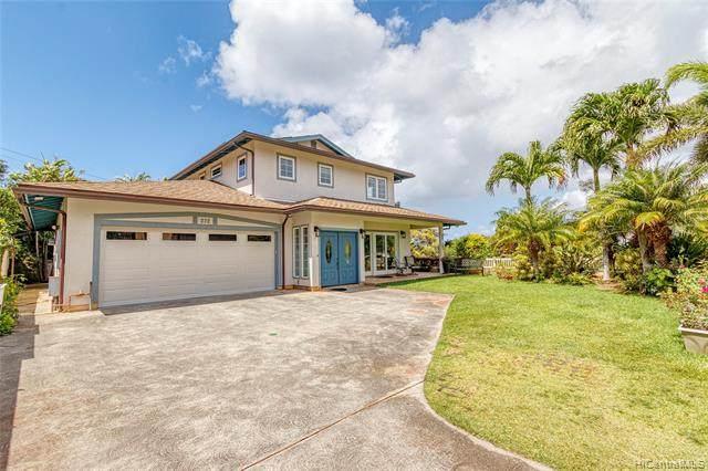 232 Hanakoa Place, Honolulu, HI 96825 (MLS #202121215) :: Team Lally