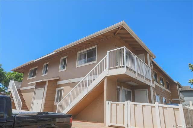 91-1034 Laulauna Street 46R, Ewa Beach, HI 96706 (MLS #202121222) :: Weaver Hawaii   Keller Williams Honolulu