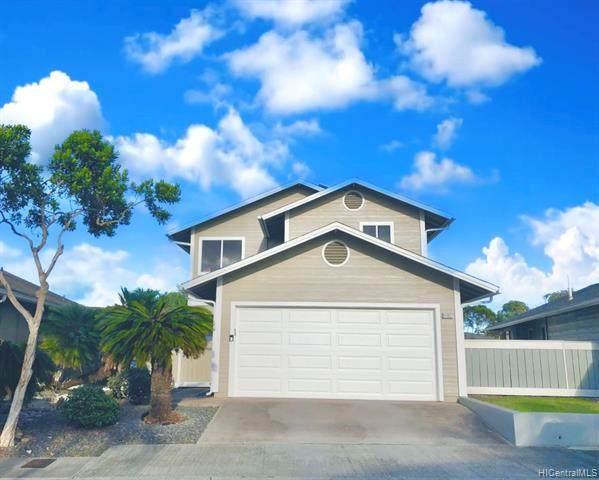 91-2027 Pahuhu Place, Ewa Beach, HI 96706 (MLS #202121243) :: Weaver Hawaii | Keller Williams Honolulu