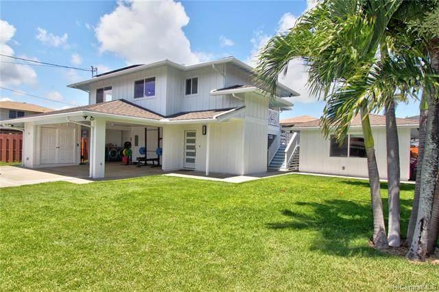 518 Auwai Street, Kailua, HI 96734 (MLS #202121259) :: Weaver Hawaii   Keller Williams Honolulu