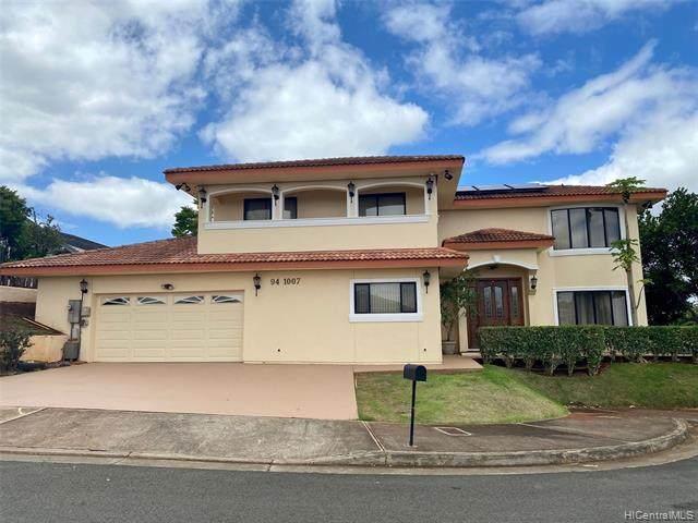 94-1007 Puia Street, Waipahu, HI 96797 (MLS #202121297) :: Weaver Hawaii | Keller Williams Honolulu