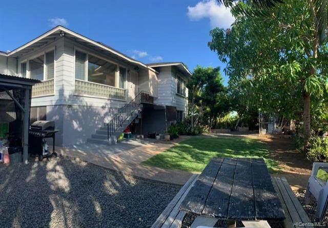 94-179 Awamoku Street, Waipahu, HI 96797 (MLS #202121327) :: LUVA Real Estate
