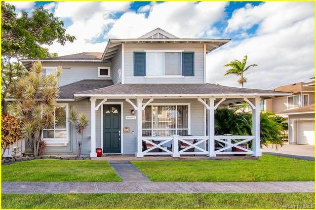 91-208D Hoewaa Place, Kapolei, HI 96707 (MLS #202121330) :: LUVA Real Estate
