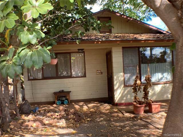 100 Iliahi Place, Kaunakakai, HI 96748 (MLS #202121332) :: LUVA Real Estate