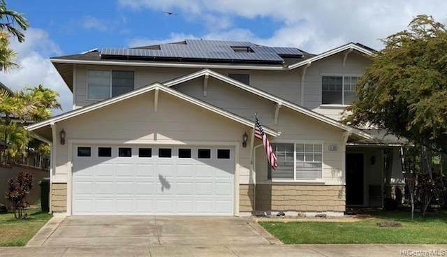 91-1005 Niolo Street, Ewa Beach, HI 96706 (MLS #202121337) :: Weaver Hawaii | Keller Williams Honolulu