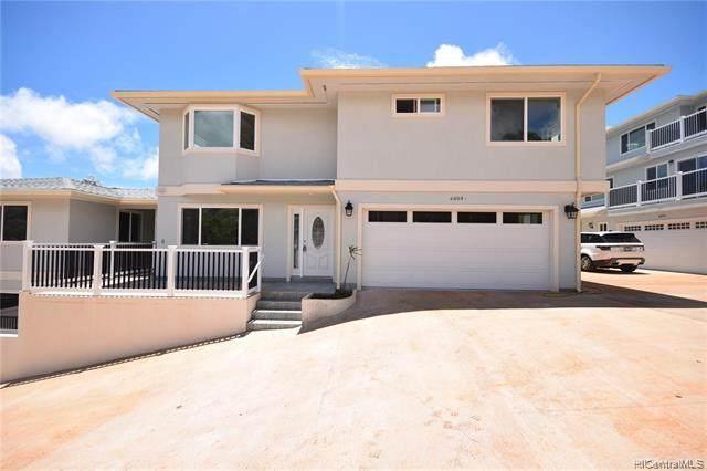 4494A Sierra Drive, Honolulu, HI 96816 (MLS #202121352) :: Weaver Hawaii | Keller Williams Honolulu