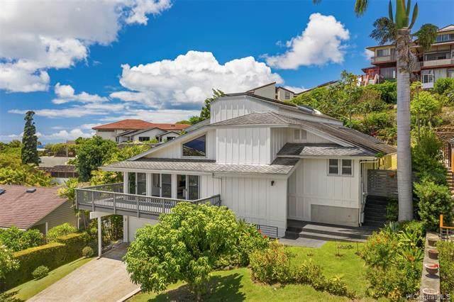 1812 Kumakani Place, Honolulu, HI 96821 (MLS #202121368) :: Island Life Homes