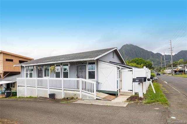 45-580 Keaahala Road, Kaneohe, HI 96744 (MLS #202121377) :: LUVA Real Estate
