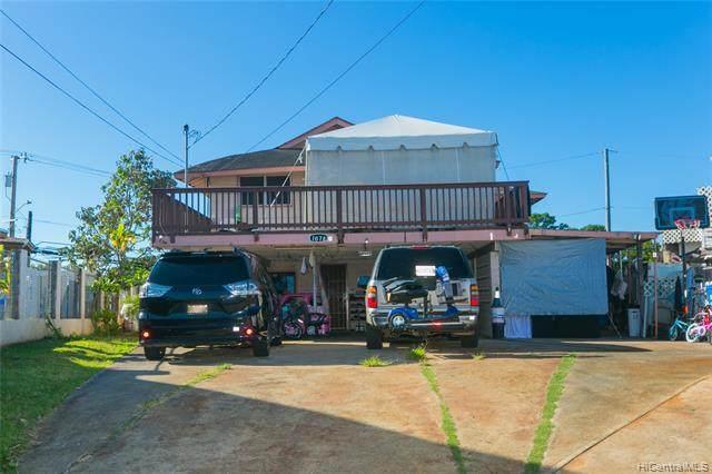1078 Maiha Circle, Pearl City, HI 96782 (MLS #202121380) :: Island Life Homes