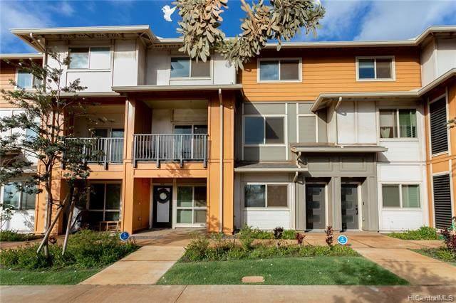 91-3633 Kauluakoko Street #707, Ewa Beach, HI 96706 (MLS #202121382) :: Weaver Hawaii | Keller Williams Honolulu