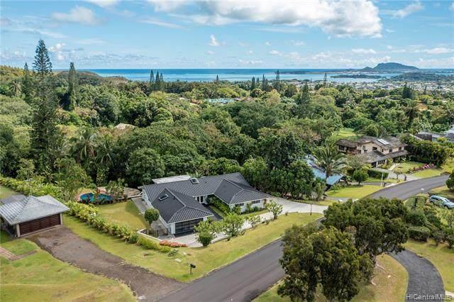 46-417 Hololio Street, Kaneohe, HI 96744 (MLS #202121399) :: LUVA Real Estate