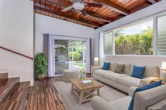2219 Jennie Street, Honolulu, HI 96819 (MLS #202121403) :: Island Life Homes
