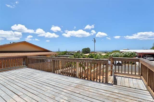 92-704 Paakai Street, Kapolei, HI 96707 (MLS #202121406) :: LUVA Real Estate