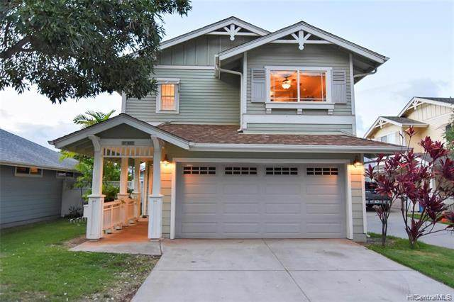 87-1052 Konini Street, Waianae, HI 96792 (MLS #202121418) :: LUVA Real Estate