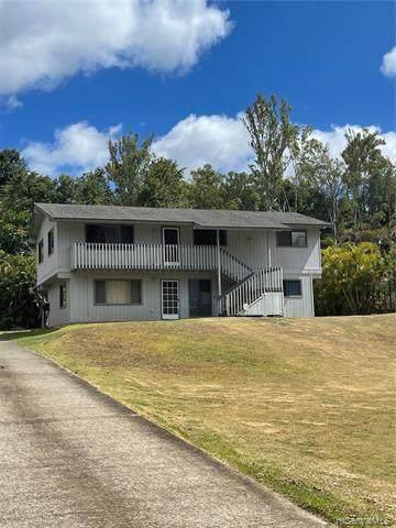95-081 Waikalani Drive, Mililani, HI 96789 (MLS #202121444) :: Exp Realty