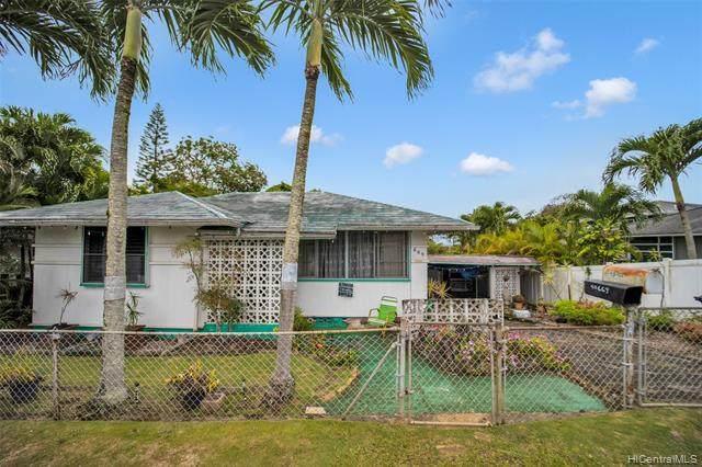 45-669 Waiawi Street, Kaneohe, HI 96744 (MLS #202121453) :: Weaver Hawaii | Keller Williams Honolulu