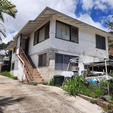 3454 Paalea Street, Honolulu, HI 96816 (MLS #202121461) :: Weaver Hawaii | Keller Williams Honolulu