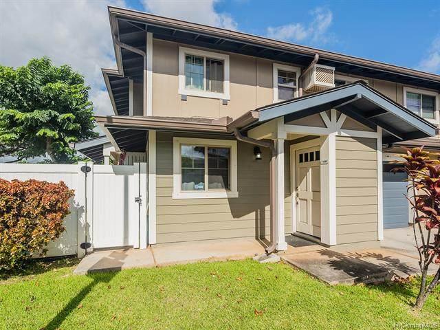 91-1253 Kamaaha Avenue #1106, Kapolei, HI 96707 (MLS #202121519) :: LUVA Real Estate