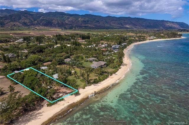 68-617 Crozier Drive, Waialua, HI 96791 (MLS #202121539) :: Corcoran Pacific Properties