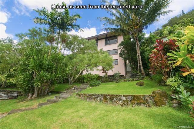 3171A Beaumont Woods Place, Honolulu, HI 96822 (MLS #202121546) :: Weaver Hawaii | Keller Williams Honolulu
