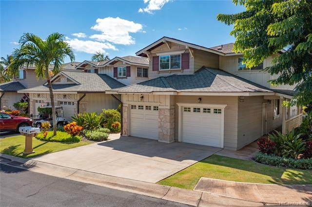 92-1029E Koio Drive M17-5, Kapolei, HI 96707 (MLS #202121594) :: LUVA Real Estate