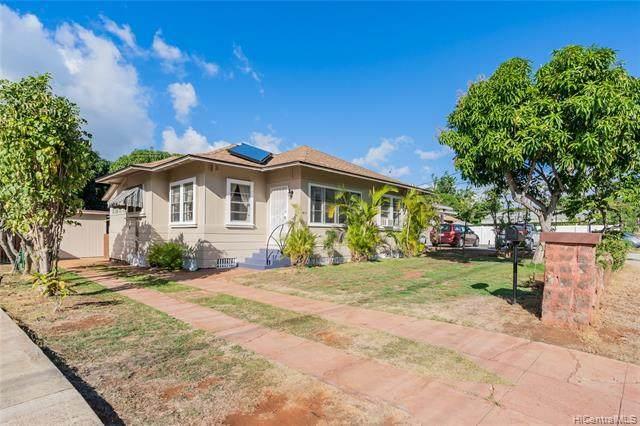 3366 Kaimuki Avenue, Honolulu, HI 96816 (MLS #202121598) :: Weaver Hawaii | Keller Williams Honolulu