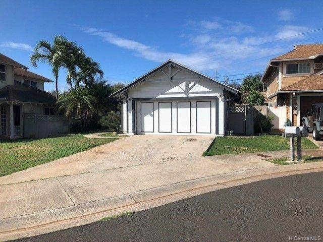 91-1064 Akolo Street, Kapolei, HI 96707 (MLS #202121612) :: LUVA Real Estate
