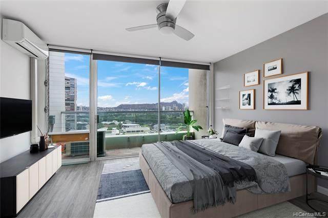 555 University Avenue #2004, Honolulu, HI 96826 (MLS #202121615) :: Island Life Homes