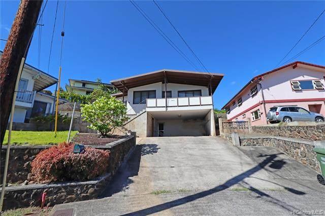 2039 Mahaoo Place, Honolulu, HI 96819 (MLS #202121618) :: Island Life Homes
