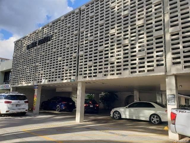1660 Kalakaua Avenue B105, Honolulu, HI 96826 (MLS #202121634) :: Island Life Homes
