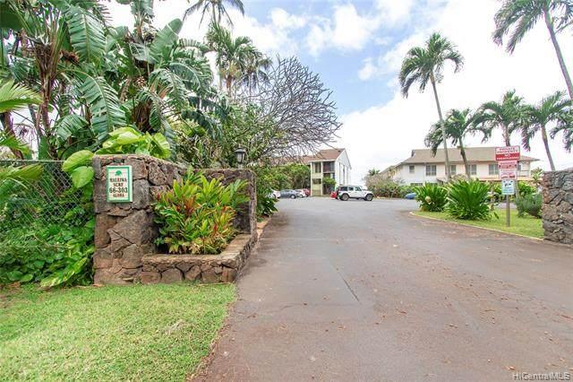 66-303 Haleiwa Road A309, Haleiwa, HI 96712 (MLS #202121642) :: Weaver Hawaii | Keller Williams Honolulu