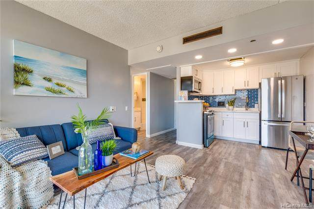 225 Queen Street 10F, Honolulu, HI 96813 (MLS #202121651) :: Island Life Homes