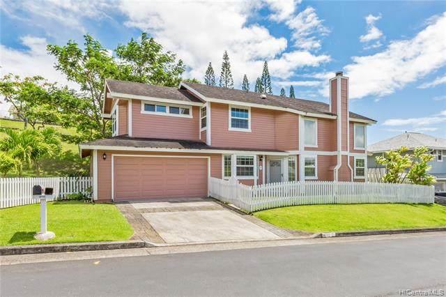 98-1870 C Kaahumanu Street #76, Pearl City, HI 96782 (MLS #202121662) :: Weaver Hawaii | Keller Williams Honolulu