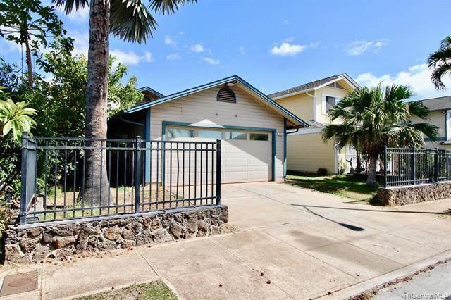 91-1022 Waihuna Place, Ewa Beach, HI 96706 (MLS #202121699) :: LUVA Real Estate