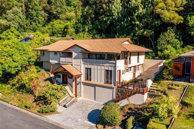 3365 Kamaaina Place, Honolulu, HI 96817 (MLS #202121728) :: LUVA Real Estate