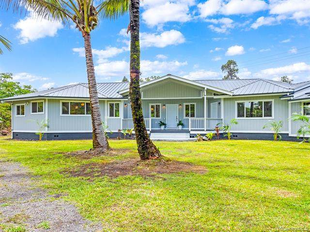 15-1536 Loke Drive, Keaau, HI 96749 (MLS #202121741) :: Weaver Hawaii | Keller Williams Honolulu