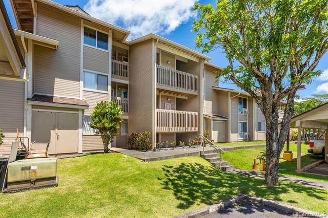 95-510 Wikao Street D303, Mililani, HI 96789 (MLS #202121790) :: LUVA Real Estate