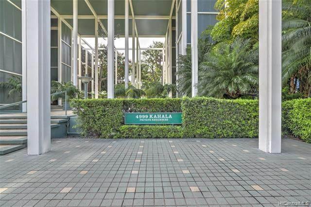 4999 Kahala Avenue #212, Honolulu, HI 96816 (MLS #202121797) :: Island Life Homes
