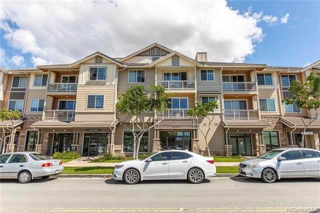 1020 Kakala Street #813, Kapolei, HI 96707 (MLS #202121799) :: Weaver Hawaii | Keller Williams Honolulu