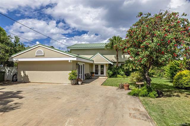 87-839 Farrington Highway, Waianae, HI 96792 (MLS #202121804) :: Corcoran Pacific Properties