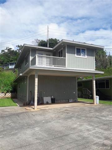45-860H Anoi Road #9, Kaneohe, HI 96744 (MLS #202121824) :: LUVA Real Estate