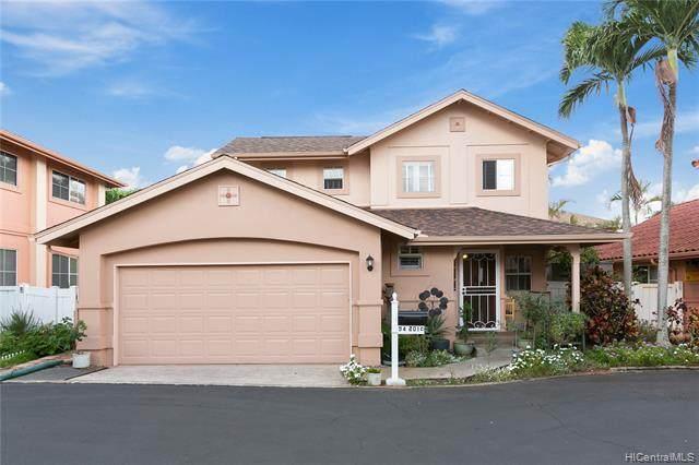 94-201C Kikepa Place, Waipahu, HI 96797 (MLS #202121833) :: LUVA Real Estate
