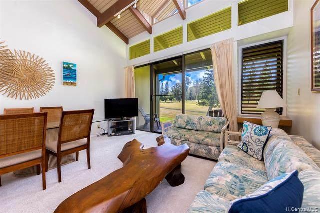 57-101 Kuilima Drive #122, Kahuku, HI 96731 (MLS #202121867) :: LUVA Real Estate