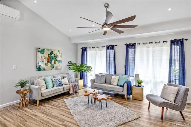 47-596 Maiapilo Way, Kaneohe, HI 96744 (MLS #202121885) :: LUVA Real Estate