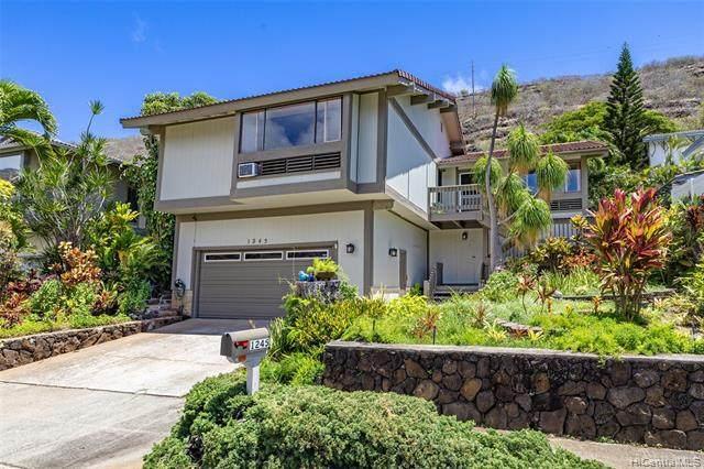 1245 Kaeleku Street, Honolulu, HI 96825 (MLS #202121886) :: LUVA Real Estate