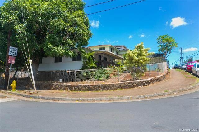3726 Likini Street, Honolulu, HI 96818 (MLS #202121887) :: Weaver Hawaii | Keller Williams Honolulu
