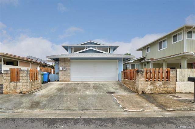 45-509 Waikalua Place, Kaneohe, HI 96744 (MLS #202121893) :: Exp Realty