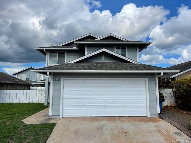 91-1135 Keaalii Place, Ewa Beach, HI 96706 (MLS #202121909) :: LUVA Real Estate